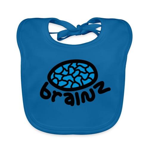 Baby Brainz - Baby Organic Bib