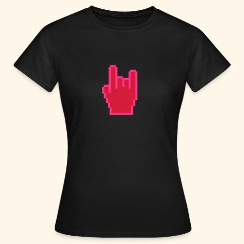 Pixel Rocks - T-shirt Femme