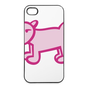 doggy - iPhone 4/4s Hard Case