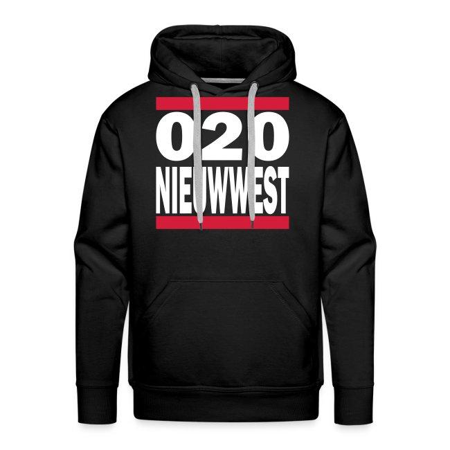 Nieuw West - 020 Hoodie