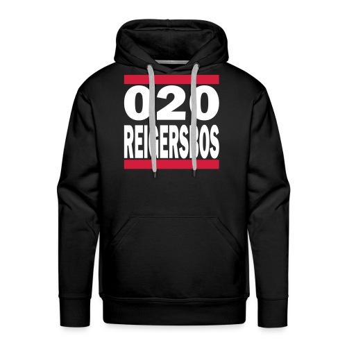 Reigersbos - 020 Hoodie - Mannen Premium hoodie