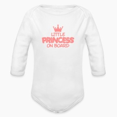 little princess on board Hoodies