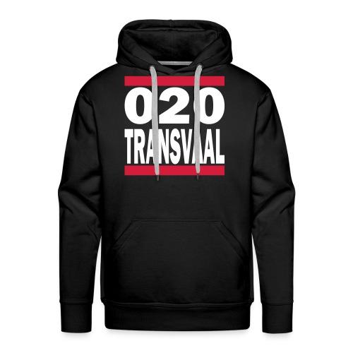 Transvaal - 020 Hoodie - Mannen Premium hoodie