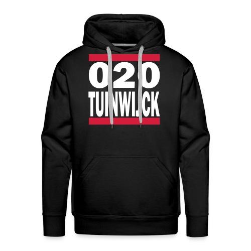 Tuinwijck - 020 Hoodie - Mannen Premium hoodie