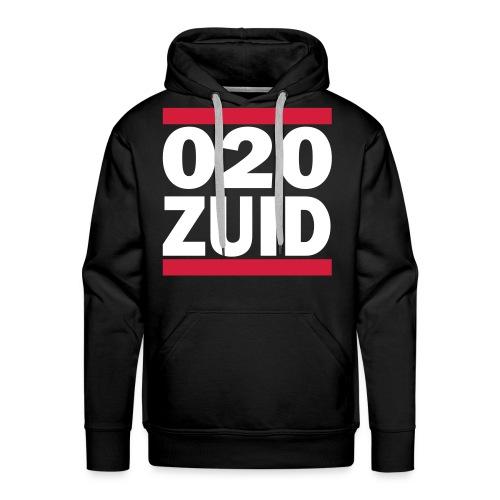 Zuid - 020 Hoodie - Mannen Premium hoodie