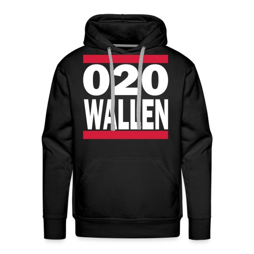 Wallen - 020 Hoodie - Mannen Premium hoodie