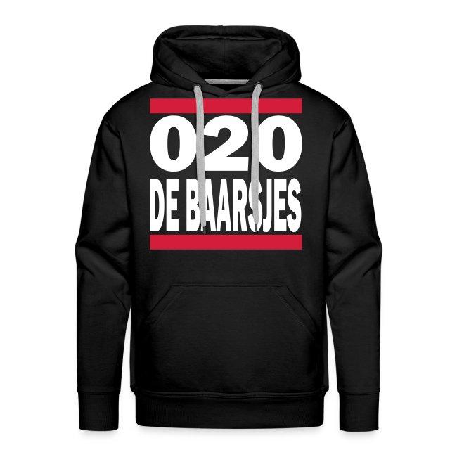 Baarsjes - 020 Hoodie
