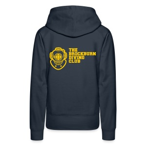 Brockburn Diving Club - Women's Premium Hoodie