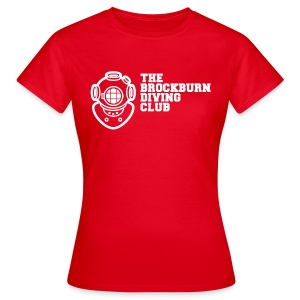 Brockburn Diving Club - Women's T-Shirt