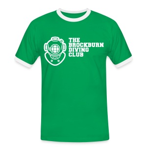Brockburn Diving Club - Men's Ringer Shirt