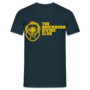 Brockburn Diving Club - Men's T-Shirt
