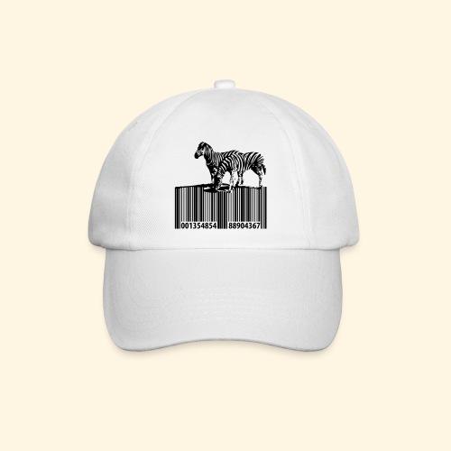 Baseballappe - Barcode Zebras - Baseballkappe