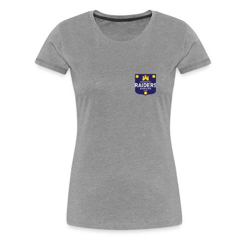 Raiders Women's Standard Tee - Women's Premium T-Shirt