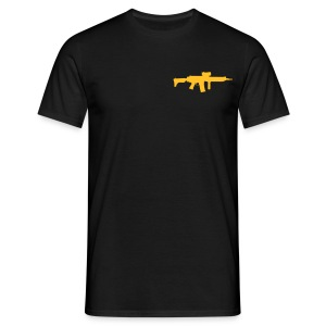 We are the Willing... Ak5C - T-shirt herr
