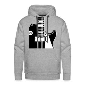 Musikinstrument Gitarre  - Musiker T-Shirt Designs