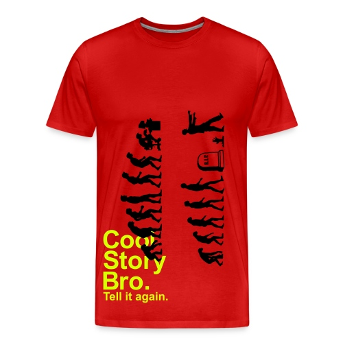 udvikling t-shirt - Herre premium T-shirt