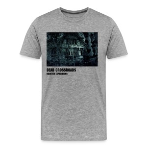 Dead Crossroads - Orphanage at Night - T-shirt Premium Homme