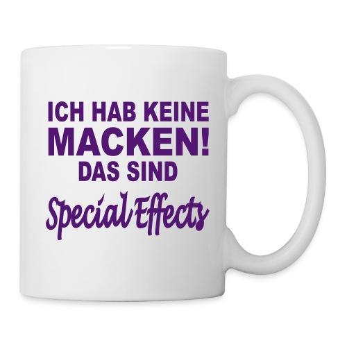 Kaffetasse für Selbstbewußte - Tasse
