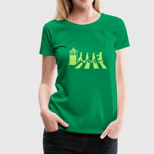 Who? T-Shirts - Frauen Premium T-Shirt
