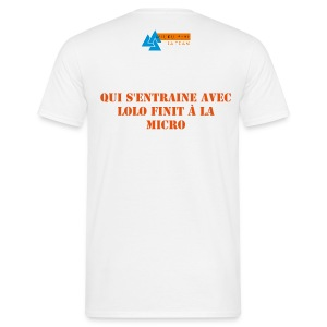 Micro-Perf -Entrainement Lolo - T-shirt Homme