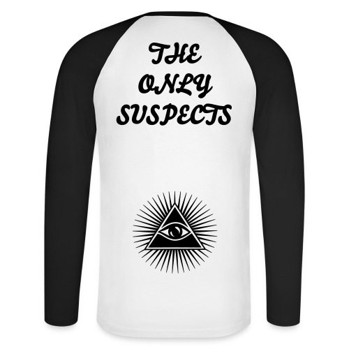 theonlysuspects basic baseball long sleeve  - Men's Long Sleeve Baseball T-Shirt