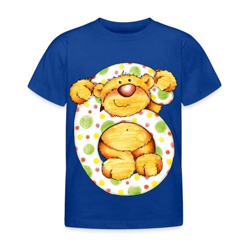 sechs - Kinder T-Shirt