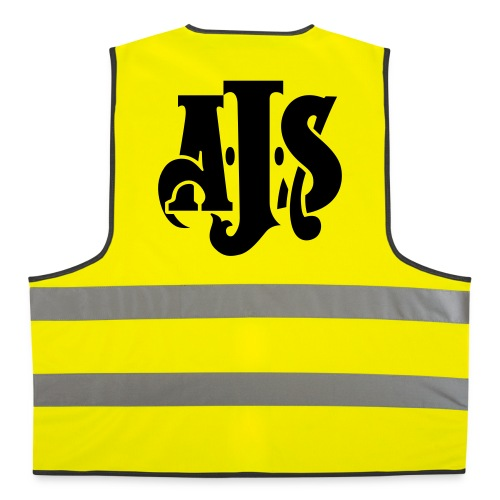 AJS emblem - Refleksvest