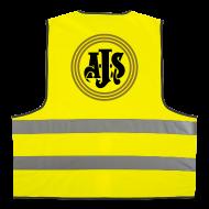 Jakker & vester ~ Refleksvest ~ AJS emblem