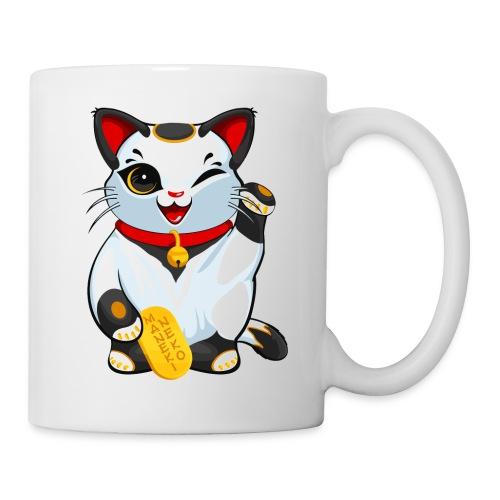 Mug droitier - Mug blanc