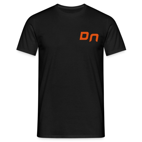 Dantery LOW-Tshirt #Black2005 - Männer T-Shirt