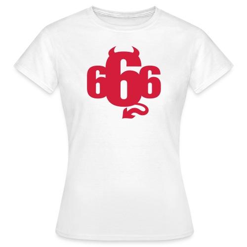 666 - Frauen T-Shirt