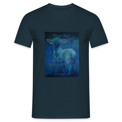 Fortress Longing  - Men's T-Shirt