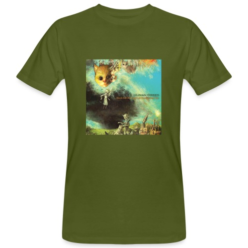 Black Hill - Men's Organic T-Shirt