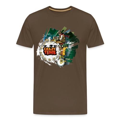 Crazy Time TM Spécial Bony - T-shirt Premium Homme