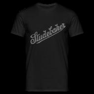 T-skjorter ~ T-skjorte for menn ~ Vintage Studebaker emblem