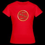 T-skjorter ~ T-skjorte for kvinner ~ Vintage Studebaker emblem