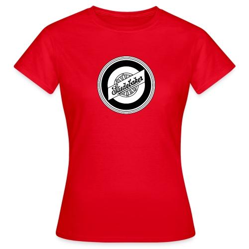Vintage Studebaker emblem - T-skjorte for kvinner