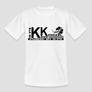 Tee shirt Enfant  974 Ker Kreol - T-shirt Enfant