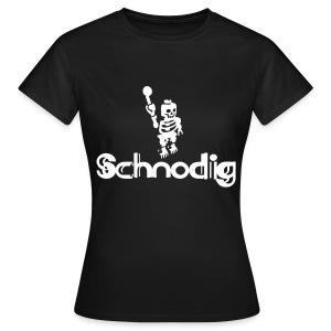 Schnodig typ billig. - T-skjorte for kvinner