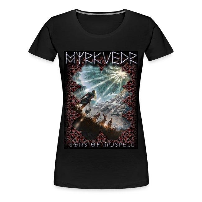 Myrkvedr - SoM T-Shirt (Women)