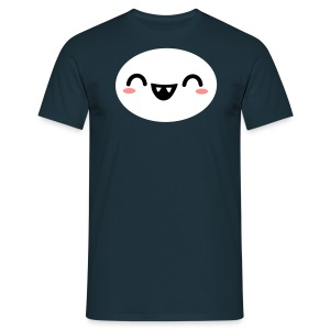 Kawaii Face - Männer T-Shirt
