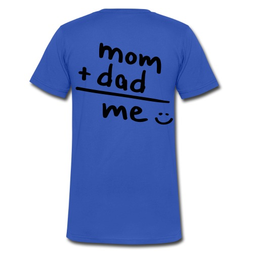 een t-shirt  - Mannen bio T-shirt met V-hals van Stanley & Stella