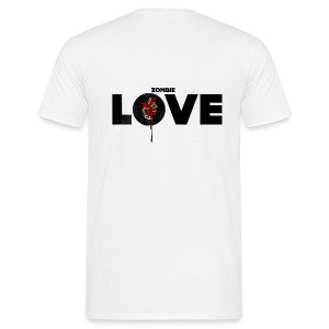 Zombie Love Shirt - T-shirt Homme