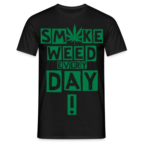 TkT Weed (Limited) - T-shirt Homme
