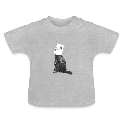 Ice-cream cat - Baby T-Shirt