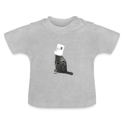Ice-cream cat - Baby T-Shirt