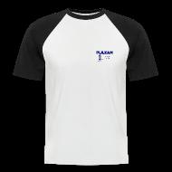 Magliette ~ Maglia da baseball a manica corta da uomo ~ Fijlkam Settore Judo