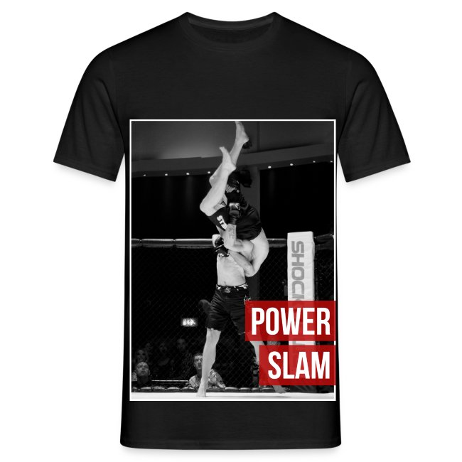 Power slam T shirt
