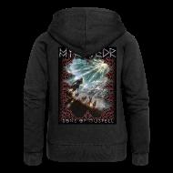 Hoodies & Sweatshirts ~ Women's Premium Hooded Jacket ~ Myrkvedr - SoM Hoodie (Women)