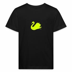 Schwan - Kinder Bio-T-Shirt